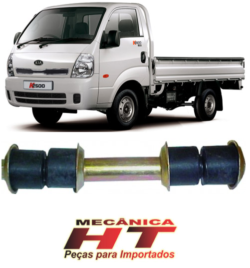 Bieleta Estabilizadora Reforçada Kia Bongo K2500/K2700 / Hyundai HR 2.5 - DoLove