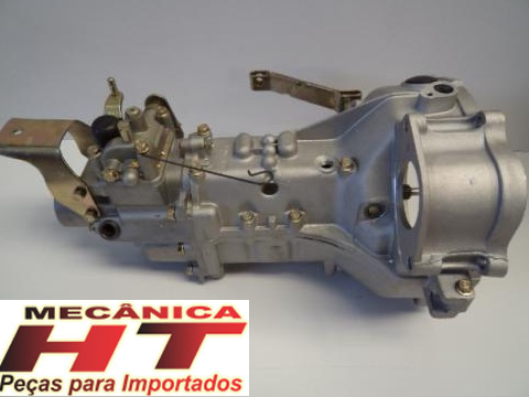 CAIXA DE CAMBIO USADA REVISADA EFFA BS009 - DoLove