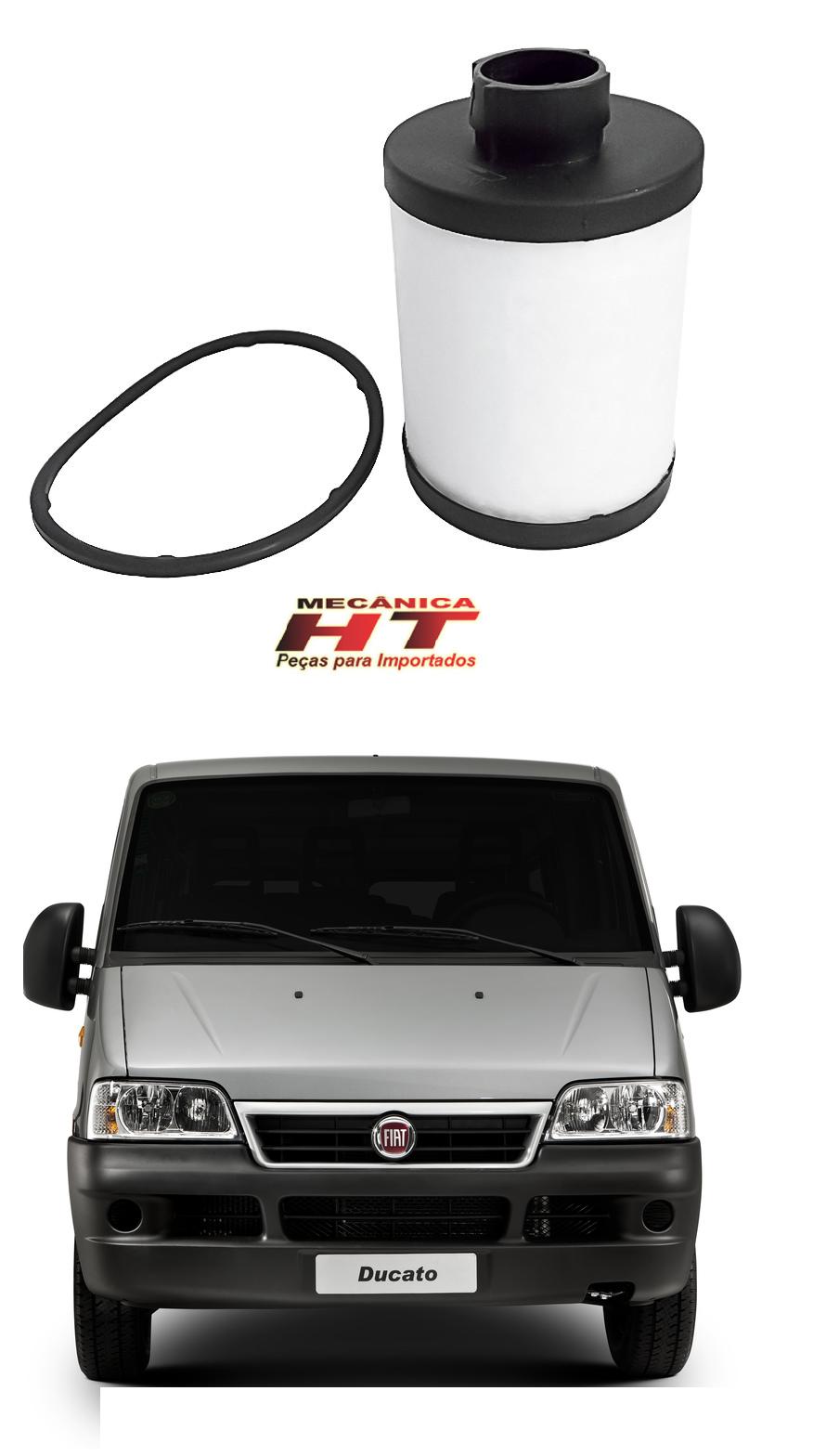 Filtro Diesel Ducato/Boxer/Jumper - DoLove