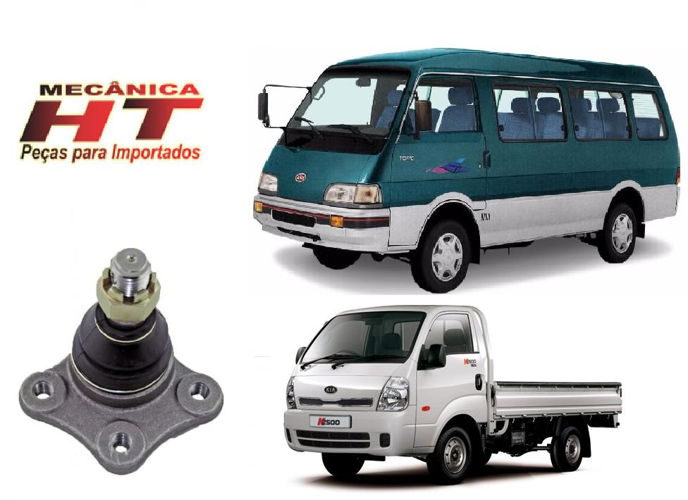 Pivo Inferior Kia Besta/ Topic/ Bongo K2500/K2700 - DoLove